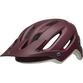 Bell 4Forty Helmet virago matte/gloss maroon/slate/sand